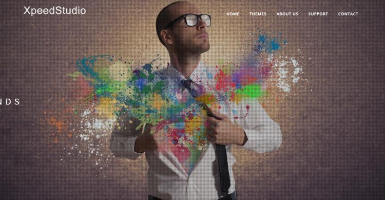 Mẫu công nghệ, marketing – EZ047