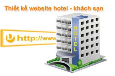 Những lợi ích mà thiết kế website khách sạn mang lại.