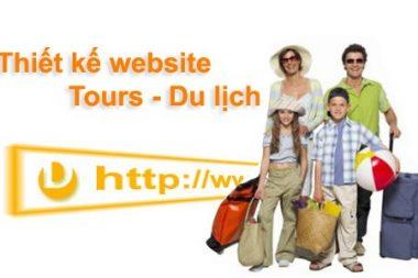 Tại sao phải thiết kế website du lịch chuyên nghiệp